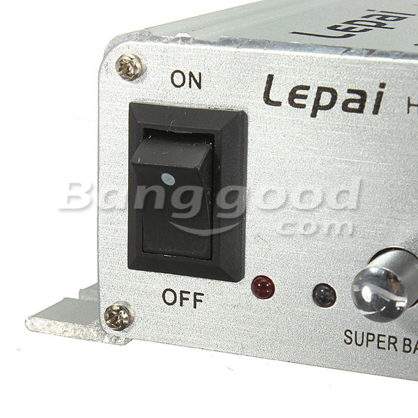 LP-268 40W 12V Hi-Fi Stereo Amplifier for mp3 iPod Chip Amplifier