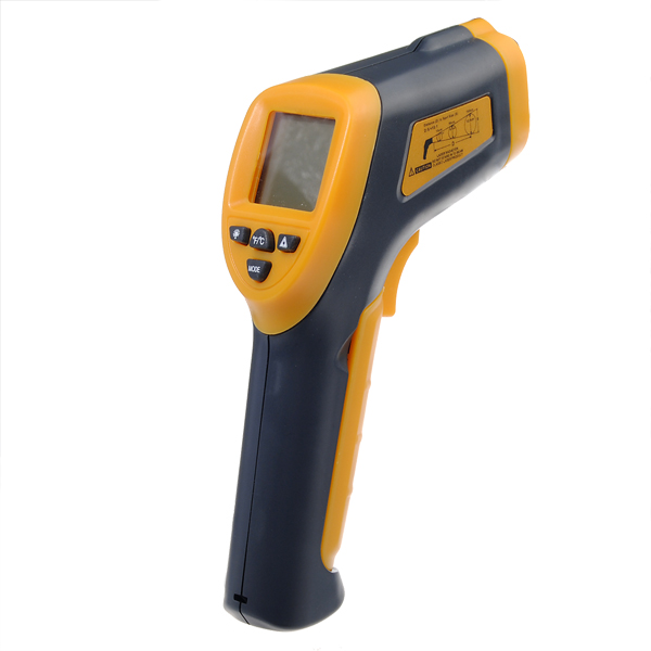 DT-480 Non Contact Laser Infrared Digital IR Thermometer Gun