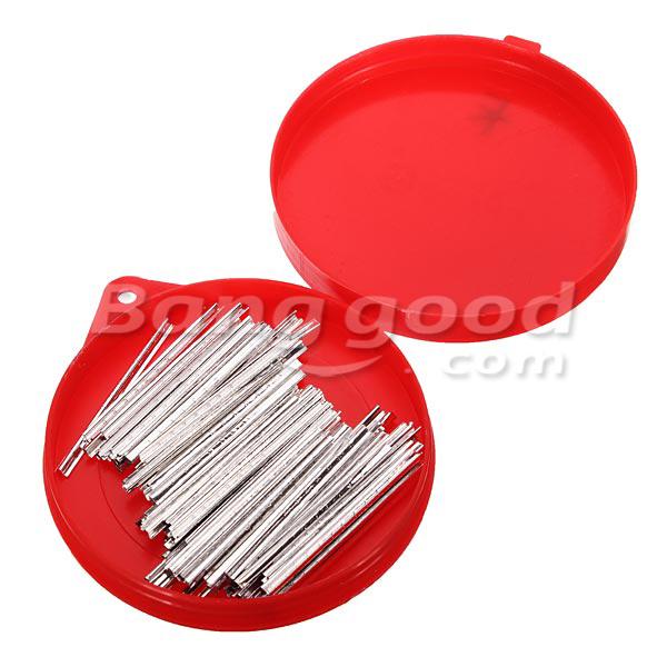 DANIU 100Pcs Aluminum Foil Lock Pick Tools Locksmith Picking Tool Set