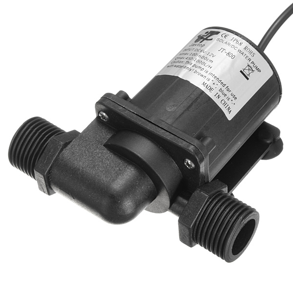 Pumps Amp Plumbing Magnetic Dc 12v Electric Brushless