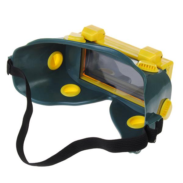 Solar Auto Darkening LCD Welding Helmet Welding Mask Welding Goggles