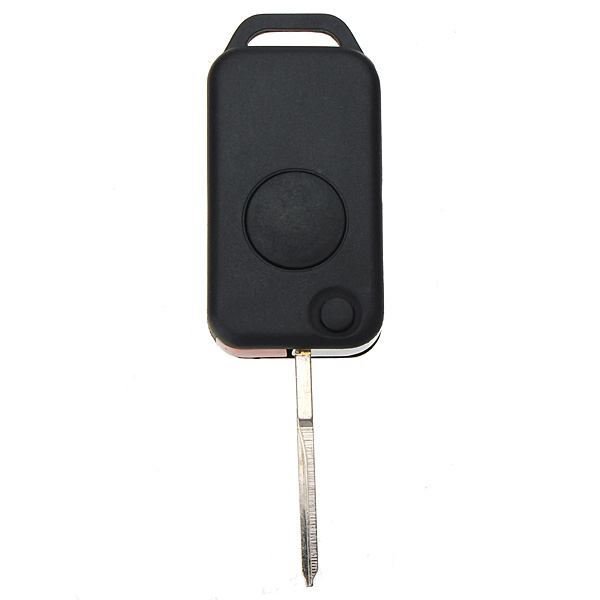 1 Button Flip Key Shell Replacement for Benz W168 W124
