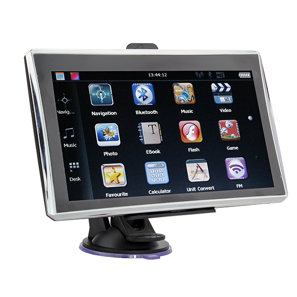 Car GPS Navigation 7 Inch HD Touch Screen YL-960 MTK FM 4GB