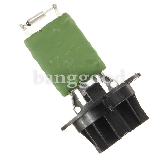 Heater Blower Motor Resistor For Peugeot 206 307 Citroen 6450JP