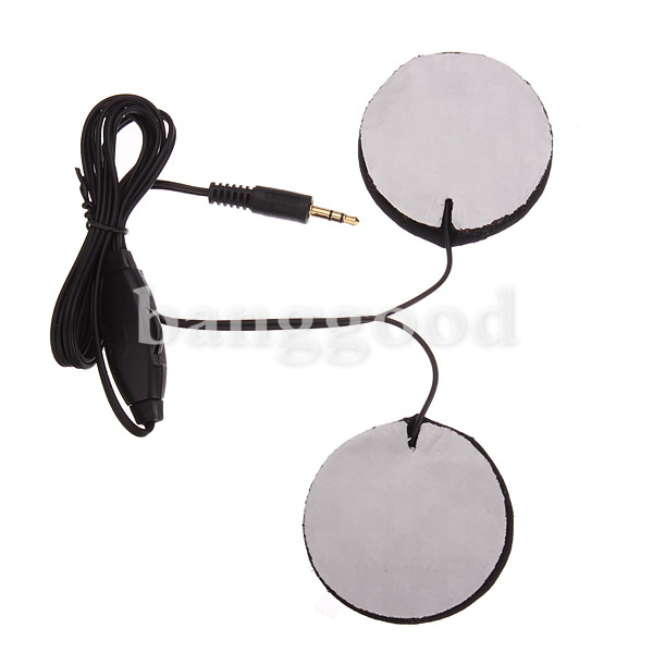 Motorcycle Helmet Stereo Speakers MP3 Headset Motor Bike Headphone