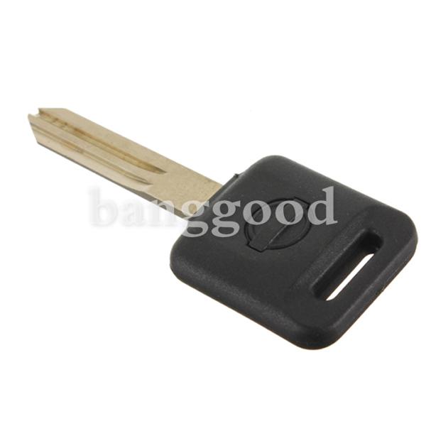 Transponder Chip Ignition Key Shell For Nissan Sentra 4D-60 01 02 03