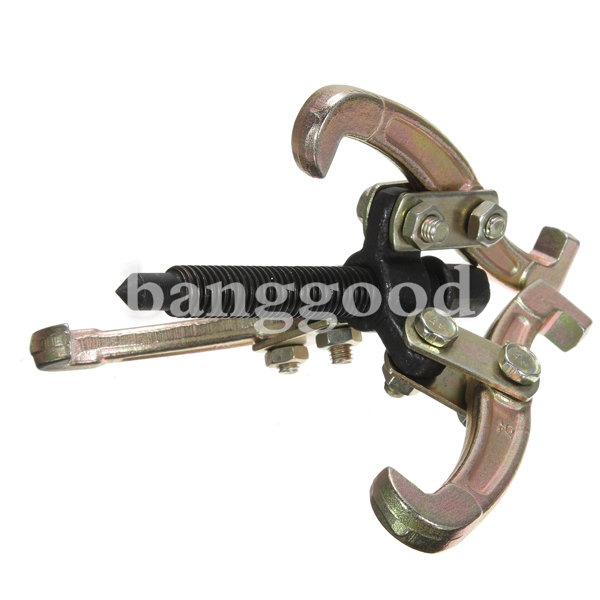 3 Inch 75mm 3 Jaw Gear Puller with Reversible Legs for External