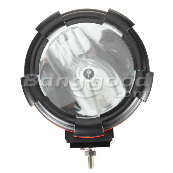 6000K 55W 7 Inch HID Xenon Driving Spot Beam Work Light Off Road