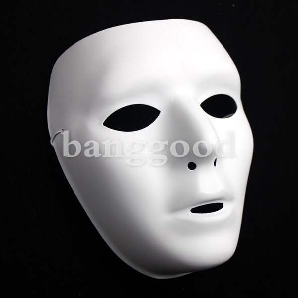 Hip-hop Men Women Face Mask Masquerade Party Halloween Masks