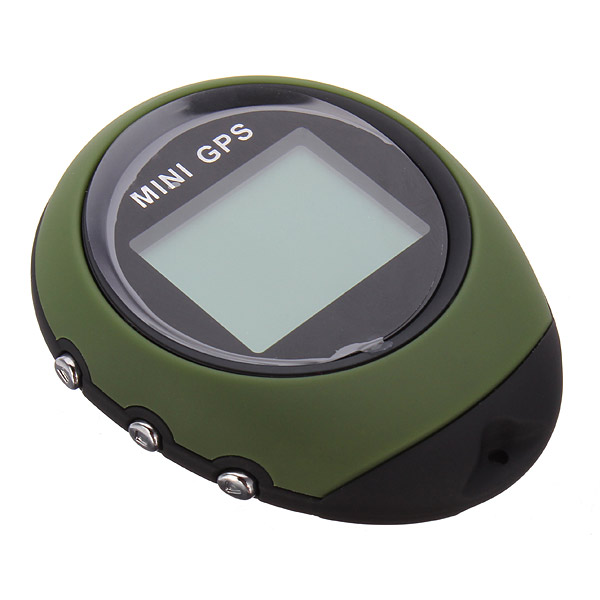 1.4 inch Mini Handheld GPS Navigation GPS Receiver Location Finder