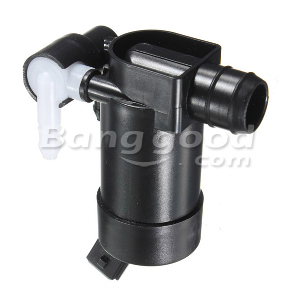 Black Windscreedn Wind Shield Washer Pump for 2000-2007 Ford Mondeo MK3