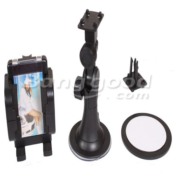 Car Cell Phone Holde for iPhone 4 Windscreedn Phones Stand
