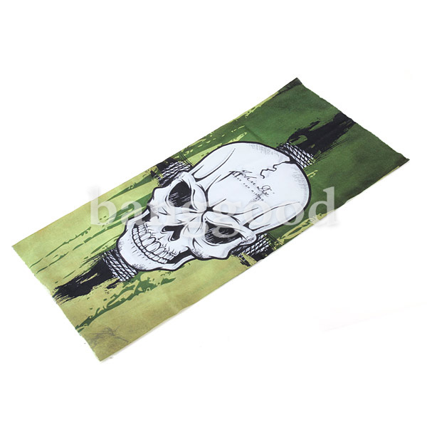Skull CS Mask Windproof Headscarf Cycling Face Guard Masks Scarves