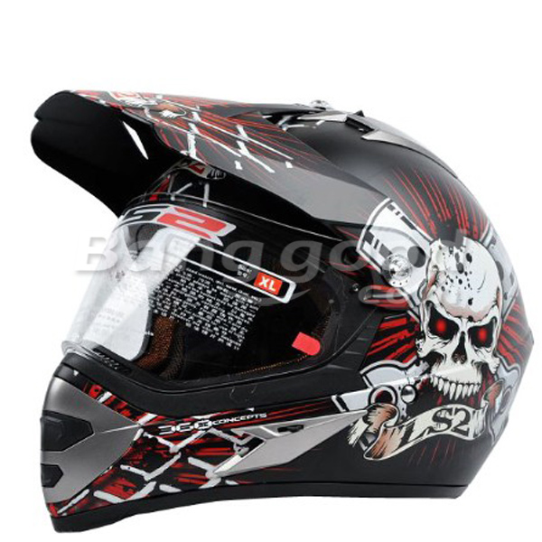 Motorcycle Classic Full Face International Version Helmets for LS2