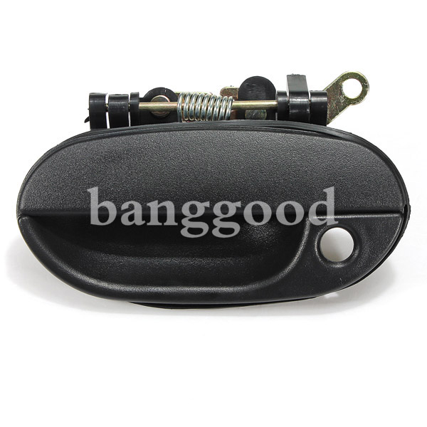Front Left Outer Outside Exterior Door Handle for 95-99 Hyundai Accent