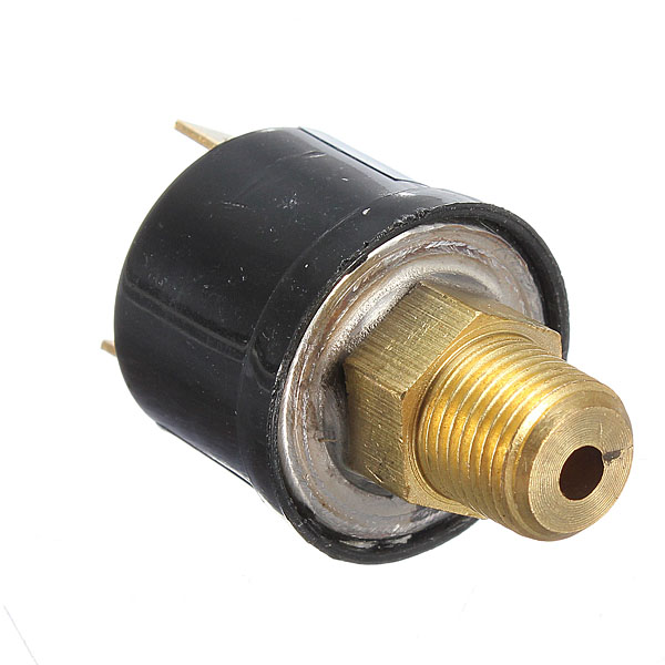 Trumpet Train Horn Compressor Air Pressure Switch 170-200 PSI 12V