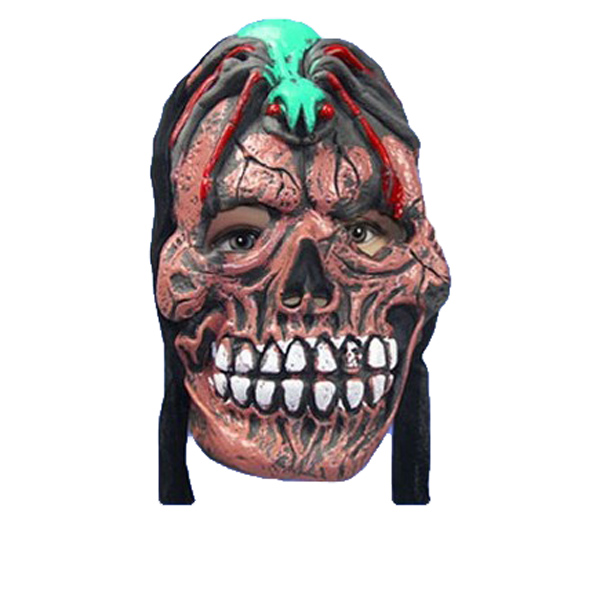 Masquerade Party Funny Teaser Mask Halloween Horror Scary Mask