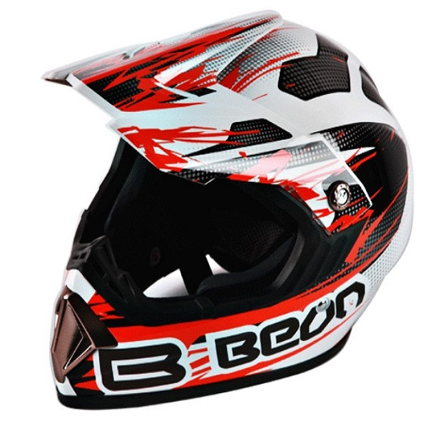 ECE Motorcycle Safety Helmet Racing Motocross Helmets For BEON