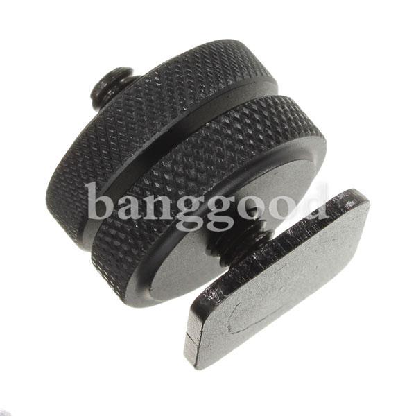 Pro Type 1/4 20 Tripod Screw For Flash Hot Shoe Adapter