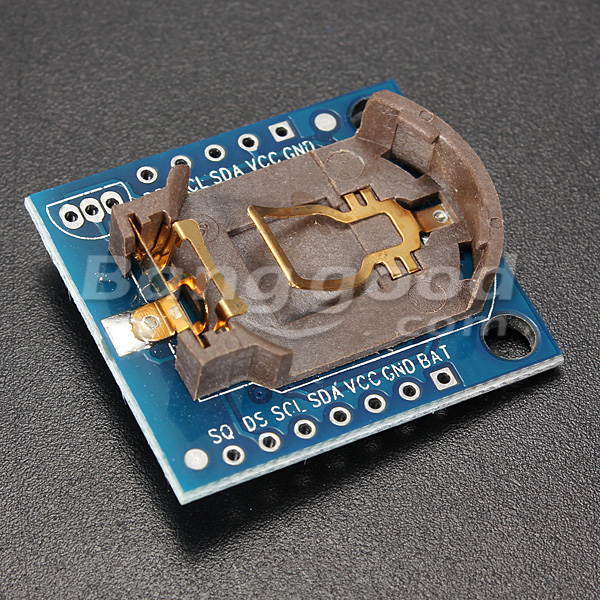I2C RTC DS1307 AT24C32 Real Time Clock Module For AVR ARM PIC SMD