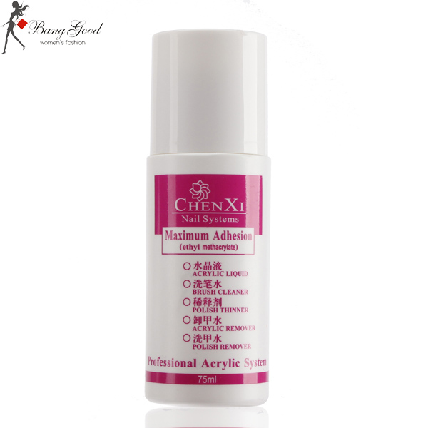 Professional Nails Systems Nail Products Brush Cleaner