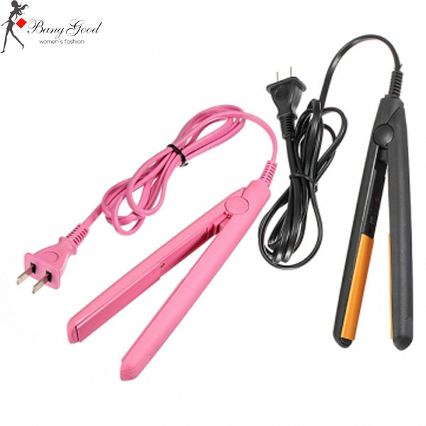Fashion Mini Hair Style Professional Salon Hairdressing Straightener