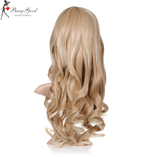 A Clusters Of Women Long Curly Wig