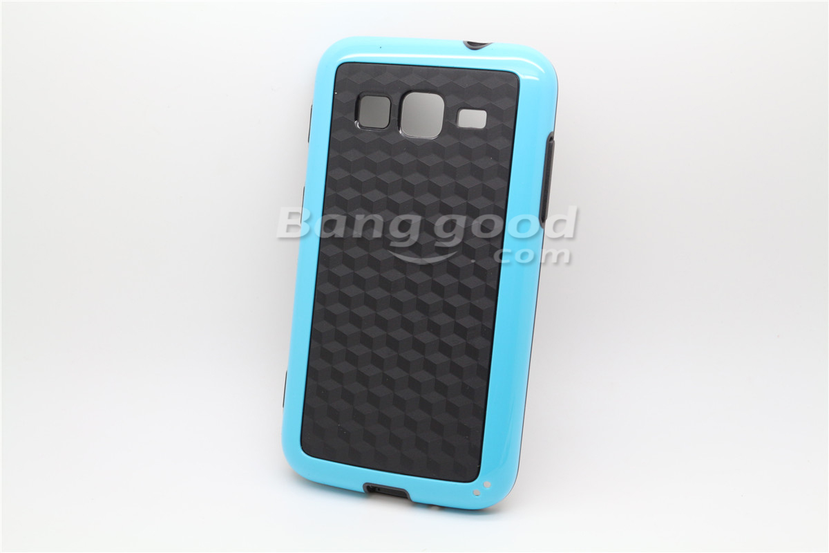 differently a52a1 214f8 Dual Color TPU PC Protective Case For SAMSUNG S4 Active mini i8580