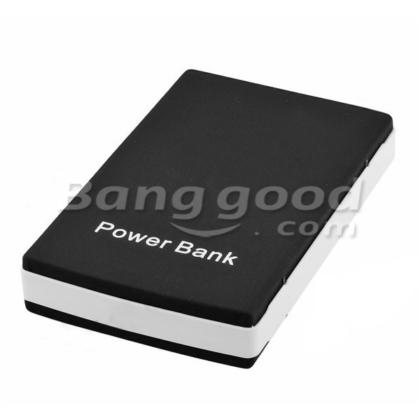13800mAh Dual USB External Battery Charger Power Bank For SmartPhone