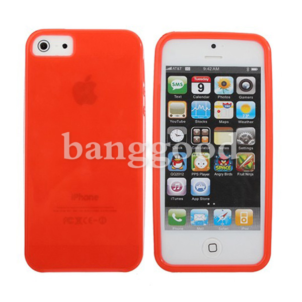 New Soft Diamond Grain Pattern Protective Case For iPhone 5 5G 5S