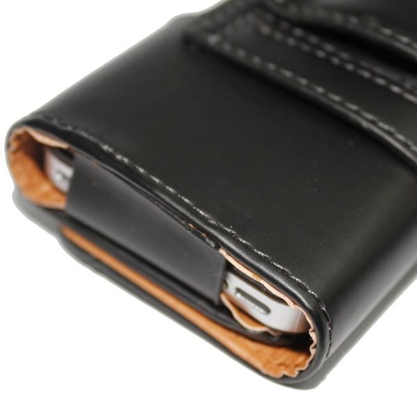 Belt Clip Case Holster Holder Leather Case Pouch for iPhone 5 5s SE