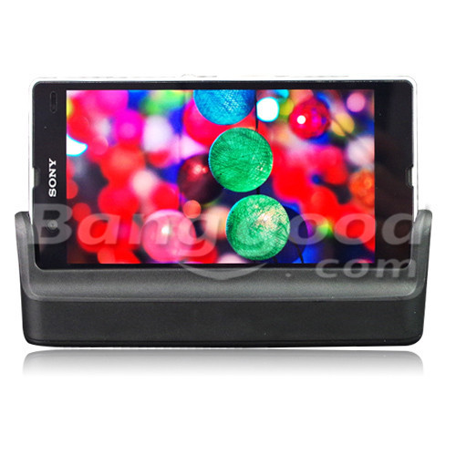 USB Sync Data Battery Charger Dock Cradle For Sony Xperia Z L36H