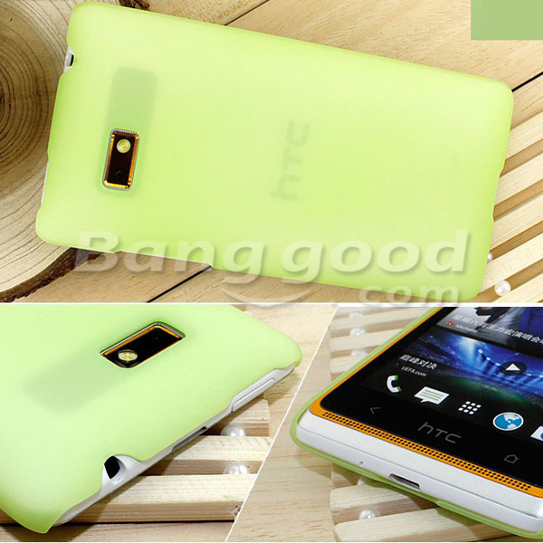 Matte Protective Case Cover For HTC 606W Mobile Phone