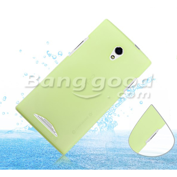 Matte Protective Case Cover For OPPO U705T Mobile Phone