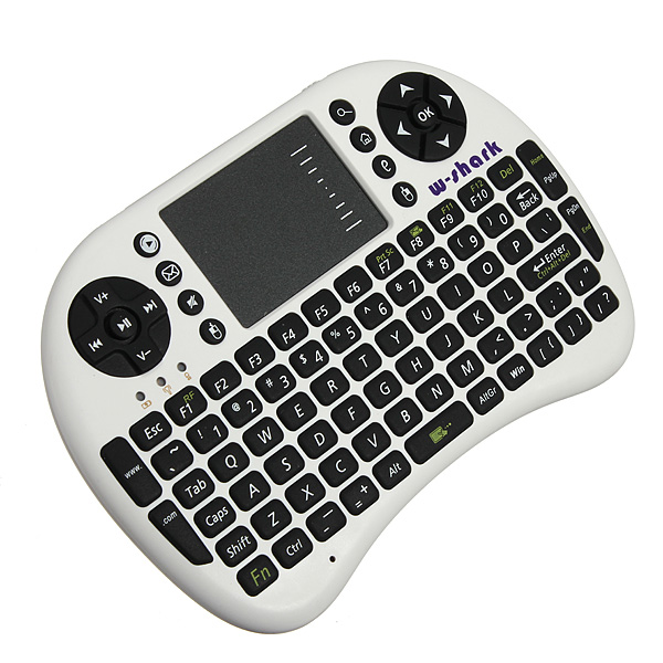Mini 2.4GHz Wireless Keyboard + Touchpad Mouse Combo For Android Tablet