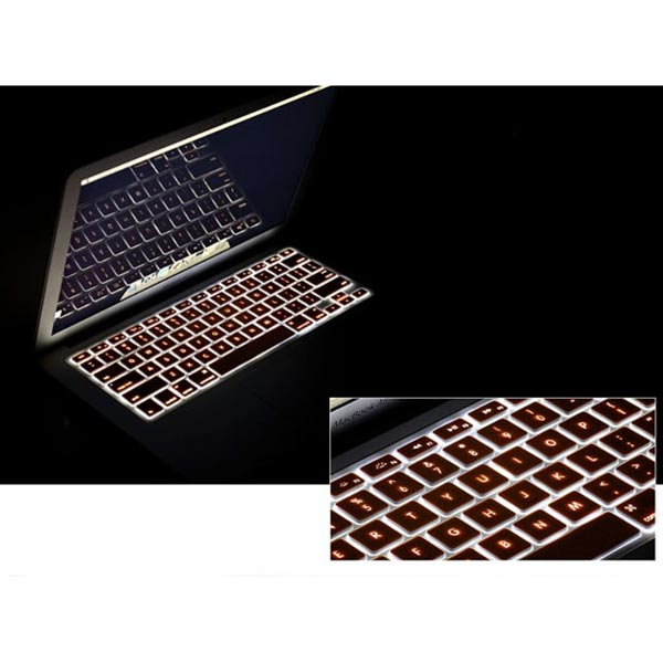 Silicon Keyboard Skin Dustproof Cover For Macbook Pto Retina