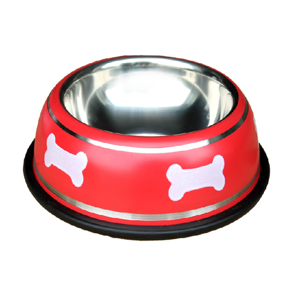 Pet Bowl Stainless Steel Antiskid Small Medium and Large Size
