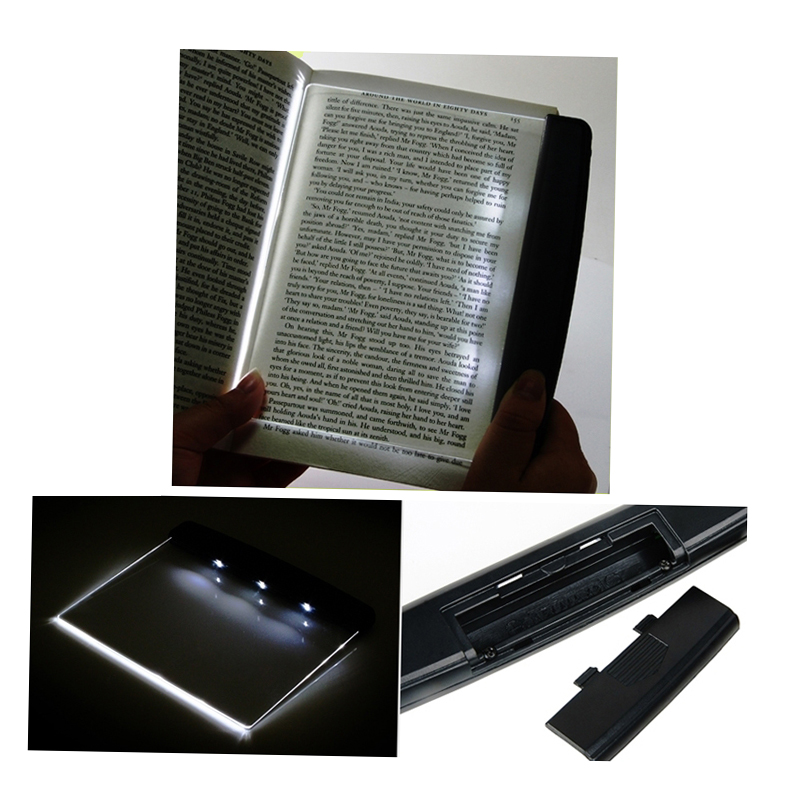 Night Reading LED Book Light lamp Panel