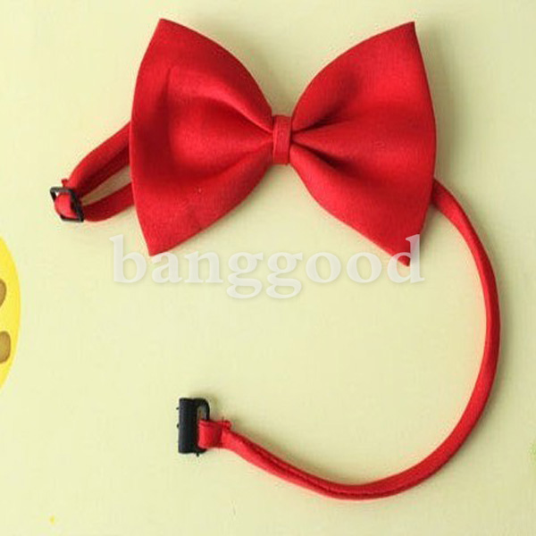 Child Bow Tie Flower Girl Bow Tie Black Red White Bow Tie