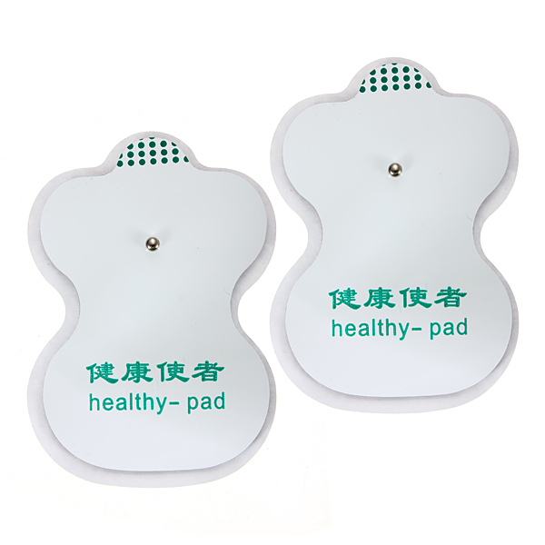 2 Pair Tens Squishies Squishy Adhesive Electrode Pads For Acupuncture Digital Therapy