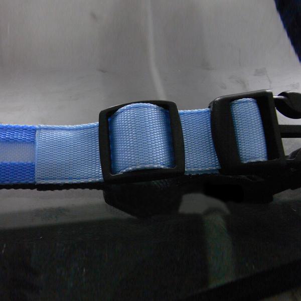 LED Pet Dog Collar Night Safety Dog Flashing Collar