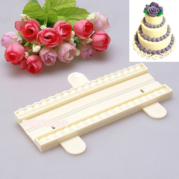 Cake 9mm Pearl Series Extrusion Die Mold Decorating Tools