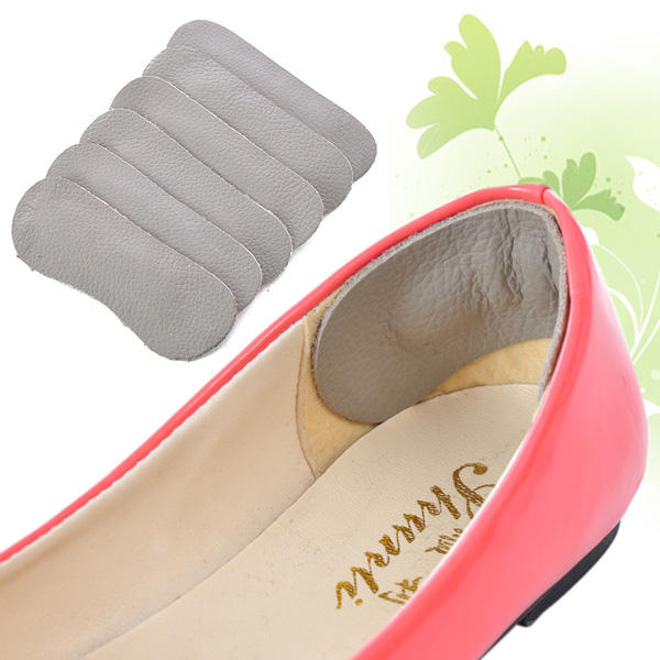 1 Pair Leather Shoes Feet Foot Run Walk Care Inside Soft Protection Thickening Heel Arch Cushion Mats Pads