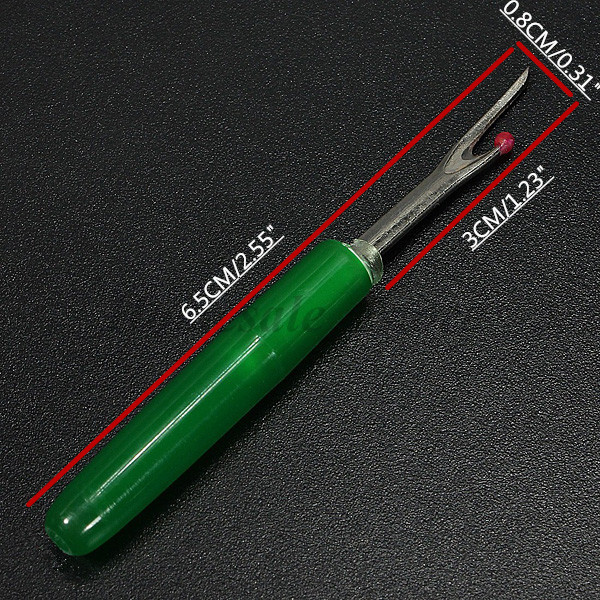 Small Plastic Handle Seam Ripper Stitch Unpicker Sewing Craft Tool