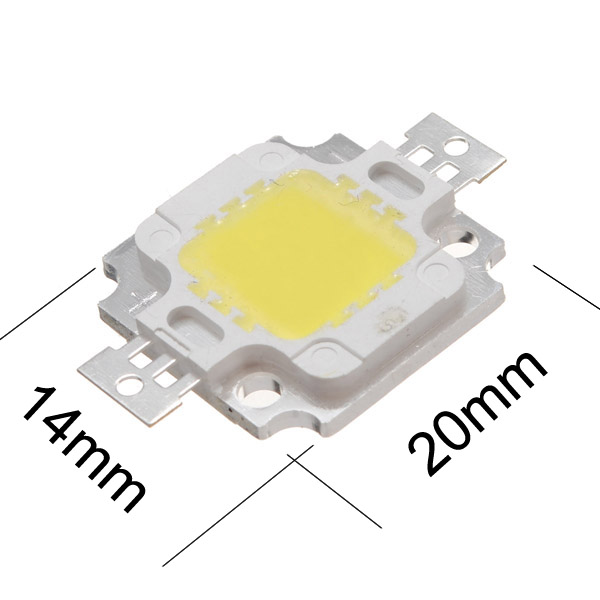 10w 900lm white warm white high power super bright led light lamp chip dc 9 12v us. Black Bedroom Furniture Sets. Home Design Ideas