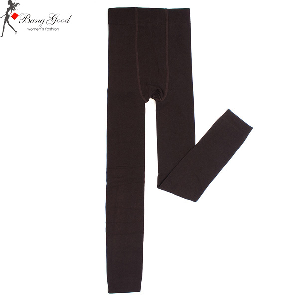 Zanzea Thick Skinny Leggings Stretch Footless Tight Pant