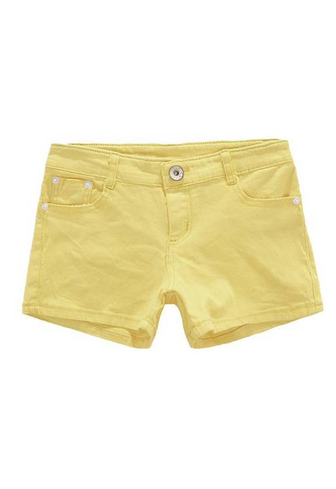 BG-impression Casual Candy Color Hot Shorts Pants
