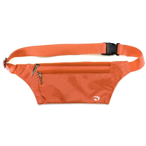 Unisex Running Bum Bag Travel Handy Hiking Sport Waist Belt Zipper Pouch