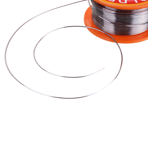 0.8mm 50g Rosin Core Solder 63/37 Tin Lead Flux Soldering Welder Iron Wire Reel