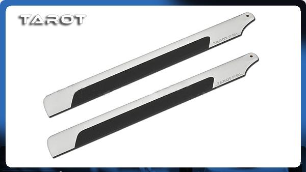 Tarot 450 Parts Carbon Fiber Blade 325MM TL1158-13